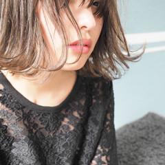 外国人風 フェミニン ブルージュ ロング ヘアスタイルや髪型の写真・画像