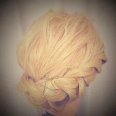 春 ヘアアレンジ ストリート 外国人風 ヘアスタイルや髪型の写真・画像