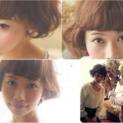 モテ髪 ナチュラル ゆるふわ ガーリー ヘアスタイルや髪型の写真・画像