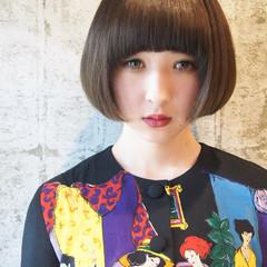 艶髪 トリートメント かっこいい モード ヘアスタイルや髪型の写真・画像