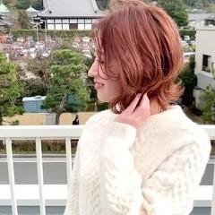秋冬スタイル 大人可愛い 簡単スタイリング 無造作ヘア ヘアスタイルや髪型の写真・画像