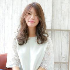 大人女子 アッシュ ヘアアレンジ 簡単ヘアアレンジ ヘアスタイルや髪型の写真・画像