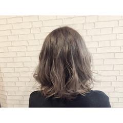 ハイライト 外国人風カラー ガーリー グラデーションカラー ヘアスタイルや髪型の写真・画像