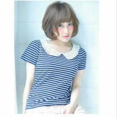 コンサバ モテ髪 愛され 春 ヘアスタイルや髪型の写真・画像