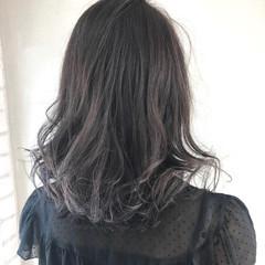ナチュラル 冬 大人女子 モード ヘアスタイルや髪型の写真・画像