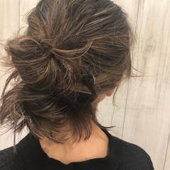 オフィス デート 簡単ヘアアレンジ 成人式 ヘアスタイルや髪型の写真・画像