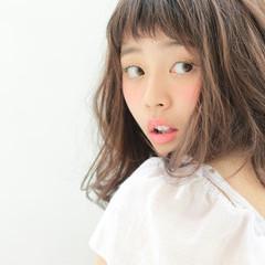時短 簡単ヘアアレンジ おフェロ ガーリー ヘアスタイルや髪型の写真・画像