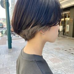 ナチュラル ブリーチカラー アッシュ ホワイトブリーチ ヘアスタイルや髪型の写真・画像