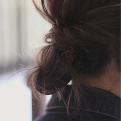 ヘアアレンジ 冬 ハロウィン ナチュラル ヘアスタイルや髪型の写真・画像