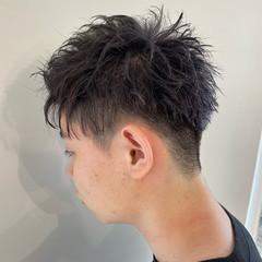 ブリーチ メンズパーマ メンズヘア メンズ ヘアスタイルや髪型の写真・画像