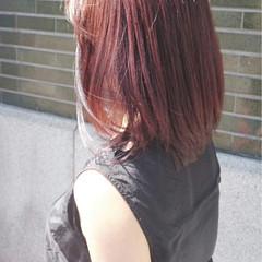 小顔 こなれ感 透明感 フェミニン ヘアスタイルや髪型の写真・画像