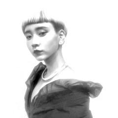 マッシュ アッシュ モード ショート ヘアスタイルや髪型の写真・画像