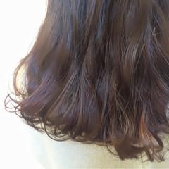 ストリート ブラウン ミディアム グラデーションカラー ヘアスタイルや髪型の写真・画像