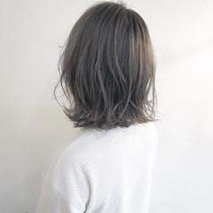 外ハネボブ モテボブ 可愛い まとまるボブ ヘアスタイルや髪型の写真・画像