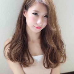 前髪あり サイドアップ モテ髪 ガーリー ヘアスタイルや髪型の写真・画像