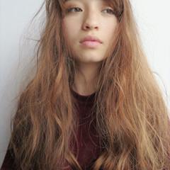 ハイライト アッシュ 小顔 パーマ ヘアスタイルや髪型の写真・画像
