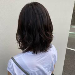 ベージュ レイヤーカット N.オイル ナチュラル ヘアスタイルや髪型の写真・画像