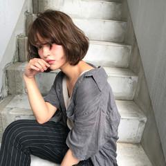 パーマ 大人かわいい 外国人風カラー ナチュラル ヘアスタイルや髪型の写真・画像