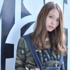 秋 外国人風 ストリート 大人かわいい ヘアスタイルや髪型の写真・画像