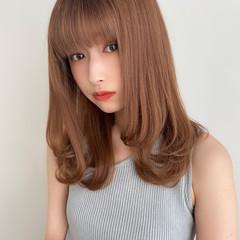 大人可愛い 小顔ヘア 秋冬スタイル フェミニン ヘアスタイルや髪型の写真・画像
