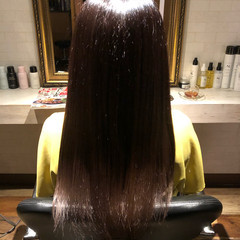 髪質改善トリートメント ナチュラル 髪質改善カラー 髪質改善 ヘアスタイルや髪型の写真・画像