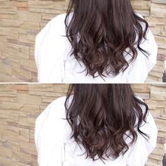 愛され デート 透明感 秋 ヘアスタイルや髪型の写真・画像