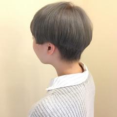 ストリート 春 ショート モテ髪 ヘアスタイルや髪型の写真・画像