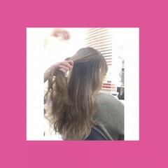 ショート 外国人風 ウェーブ 簡単ヘアアレンジ ヘアスタイルや髪型の写真・画像