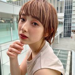 ショート ウルフカット ハンサムショート 阿藤俊也 ヘアスタイルや髪型の写真・画像