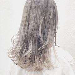 美髪矯正 ナチュラル 小顔 髪質改善 ヘアスタイルや髪型の写真・画像