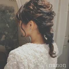 パーティ 大人かわいい デート フェミニン ヘアスタイルや髪型の写真・画像