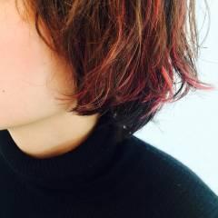 ストリート 冬 パーマ 秋 ヘアスタイルや髪型の写真・画像