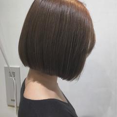 ショートボブ ミニボブ ボブ ショートヘア ヘアスタイルや髪型の写真・画像
