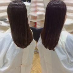 髪質改善 ナチュラル 社会人の味方 髪質改善トリートメント ヘアスタイルや髪型の写真・画像
