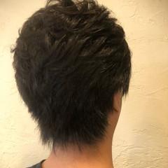 フェミニン パーマ モテ髪 ショート ヘアスタイルや髪型の写真・画像