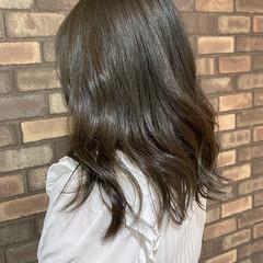 イルミナカラー アッシュグレージュ N.オイル 透明感 ヘアスタイルや髪型の写真・画像
