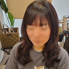 縮毛矯正 エレガント 艶髪 縮毛矯正名古屋市 ヘアスタイルや髪型の写真・画像