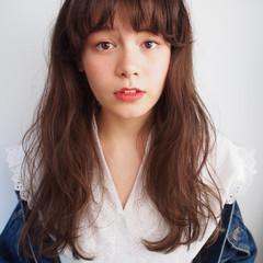 アッシュ 外国人風 ハイライト ヘアアレンジ ヘアスタイルや髪型の写真・画像