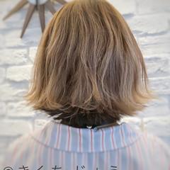ストリート 女子会 ボブ 簡単ヘアアレンジ ヘアスタイルや髪型の写真・画像