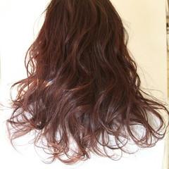 大人かわいい ロング フェミニン 可愛い ヘアスタイルや髪型の写真・画像