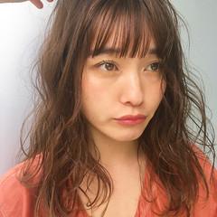 前髪あり 簡単ヘアアレンジ 抜け感 ヘアアレンジ ヘアスタイルや髪型の写真・画像