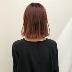 フェミニン 透明感 ボブ 女子力 ヘアスタイルや髪型の写真・画像