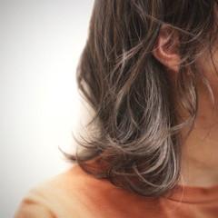インナーカラー おしゃれさんと繋がりたい 外国人風カラー 圧倒的透明感 ヘアスタイルや髪型の写真・画像