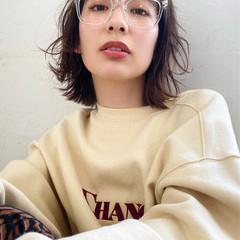 ショートボブ ミニボブ  ナチュラル ヘアスタイルや髪型の写真・画像