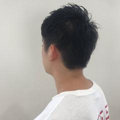 ナチュラル メンズスタイル メンズショート メンズヘア ヘアスタイルや髪型の写真・画像