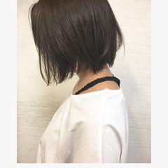 大人かわいい アッシュ ナチュラル ハイライト ヘアスタイルや髪型の写真・画像