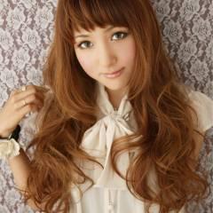 渋谷系 モテ髪 愛され ゆるふわ ヘアスタイルや髪型の写真・画像