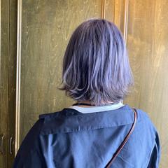 ボブ ショートボブ ストリート ミニボブ ヘアスタイルや髪型の写真・画像