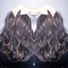 外国人風 ストリート アッシュ 渋谷系 ヘアスタイルや髪型の写真・画像