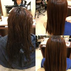 ロング フェミニン ストレート 大人女子 ヘアスタイルや髪型の写真・画像